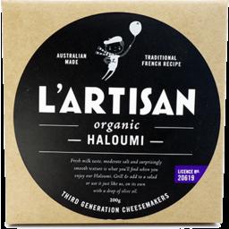 Photo of Lartisan Organic Haloumi 200gm Cows/Aust