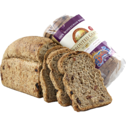 Photo of Bodhi's Spelt Raisin Loaf