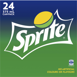 Photo of Sprite Cans 24x375ml