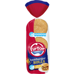 Photo of Tip Top Hamburger Rolls 6pk