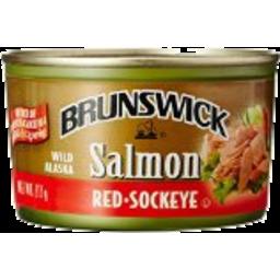 Photo of Brunswick Alaska Red Salmon