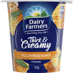 Photo of Dairy Farmers Thick & Creamy Yellow Box Honey 150g