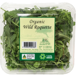Photo of Coolibah Organic Wild Roquette 120gm