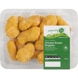 Photo of Community Co Chicken Nuggets 400gm