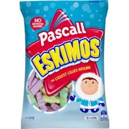 Photo of Pascall Eskimos 150g