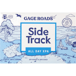 Photo of Gage Roads Side Track All Day Xpa Cans