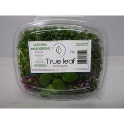 Photo of True Leaf Microgreens