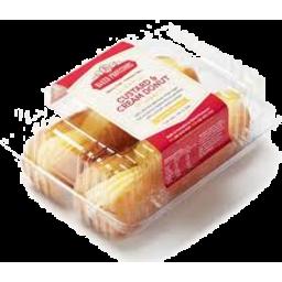Photo of Custard Cream Doughnut