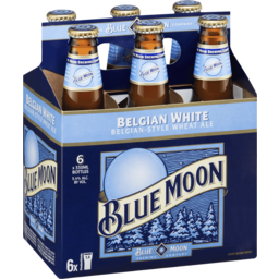 Photo of Blue Moon Belgian White Stubbies