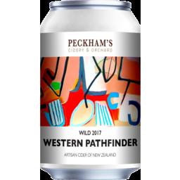 Photo of Peckhams Western Pathfinder Cider 750ml