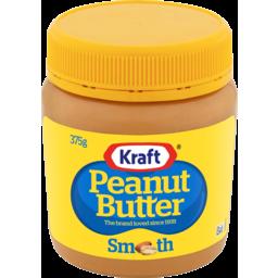 Photo of Kraft Peanut Butter Smooth 375g