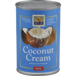 Photo of Royal Line Coconut Cream 400gm