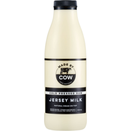 Photo of Made By Cow Milk - Cold Pressed Raw (Jersey)