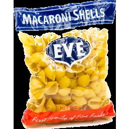 Photo of Eve Macaroni Shells