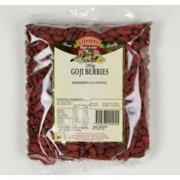 Photo of Yummy Goji Berries 250g