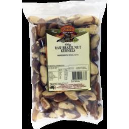 Photo of Yummy Brazil Nut Kernals 400g