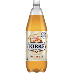 Photo of Kirks Drinking Dry Ginger Ale