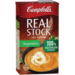 Photo of Campbells Real Stock Vegetable 1l