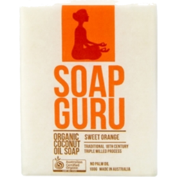 Photo of Soap Guru Soap - Coconut Oil - Sweet Orange