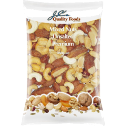 Photo of JC's Mixed Nuts Unsalted 350g