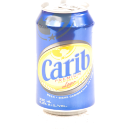 Photo of Carib Lager Beer Can