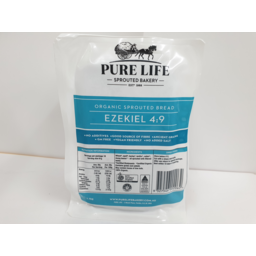 Photo of Pure Life - Sprouted Bread - Ezekiel 4:9 - 1.1kg