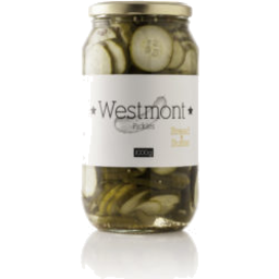 Photo of Westmont Bread/Butter Pickles 500gm