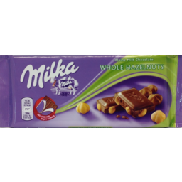 Photo of Milka Milk Hazelnut 100gm