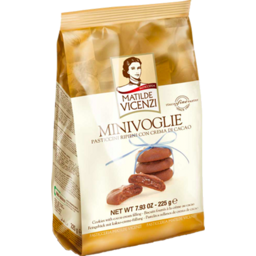 Photo of Vicenzi Cookies with Coco Filling 225g