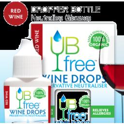 Photo of UB Free Red Wine Drops 8ml