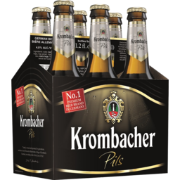Photo of Krombacher Pils