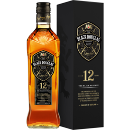 Photo of Black Douglas 12yo Scotch Whisky