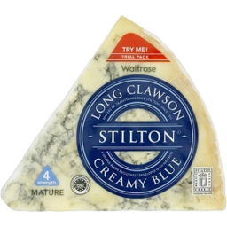 Photo of  Long Clawson Cheese Uk Stilton (125g)