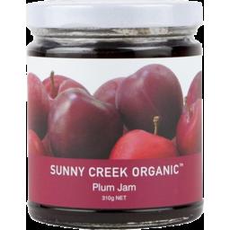Photo of Sunny Creek Organic - Plum Jam - 310g