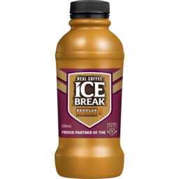 Photo of Ice Break Real Ice Coffee 500ml
