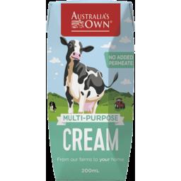 Photo of Australia'S Own Australia's Own Multi-Purpose Cream 200ml
