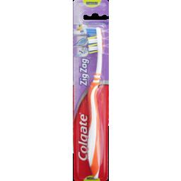 Photo of Colgate Toothbrush Zig Zag 1pk Medium