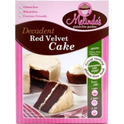Photo of Melindas Red Velvet Cake Mix430g