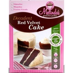 Photo of Melindas Red Velvet Cake Mix 430gm