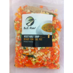 Photo of  Bush Road Soup Vegetable Beef 600g