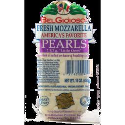 Photo of Belgioioso Mozzarella Pearls Fresh