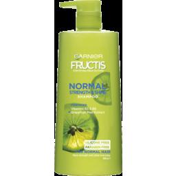 Photo of Garnier Fructis Normal Strength & Shine Shampoo 850ml For Normal Hair