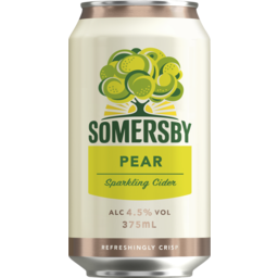 Photo of Somersby Pear Cider Can