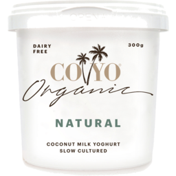 Photo of Coyo Yoghurt - Coconut (Natural)