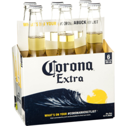 Photo of Corona Extra Bottle 355ml 6 Pack