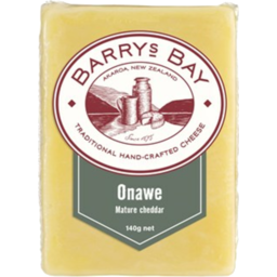 Photo of Barrys Bay Cheese Onawe 140g