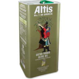 Photo of Altis Extra Virgin Olive Oil 4l