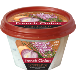 Photo of Copperpot Classic French Onion Dip 200g