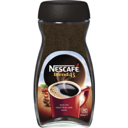 Photo of Nescafe Blend 43 250gm