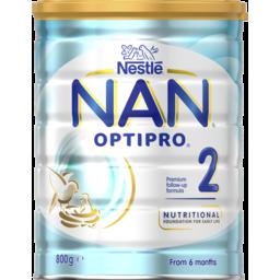 Photo of Nestle Nan 2 P+ Gold 800g